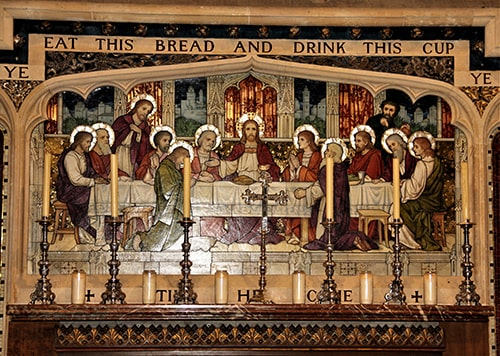 Christ Church Mosaic